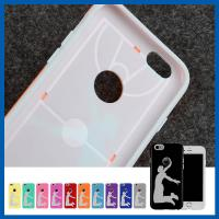 Dual Layer iPhone 6 Protective Cases Impact Resistant Shock Absorbent TPU Manufactures