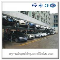 China Double Parking Car Lift Tilting Car Lift on sale