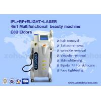 China ELIGHT OPT SHR IPL Hair removal RF 4in1 Multifunction Beauty Equipment For Salon, on sale