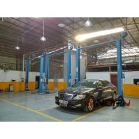 Mechanical Lock Hydraulic Car Lift Durable Double Automotive Car Lifts Manufactures
