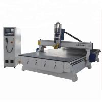 High Accuracy 3d Cnc Wood Router 2040 Cnc Wood Working Machine For Cabinet Doors Manufactures