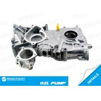 13500 - 40F00 Timing Cover Car Engine Oil Pump For 91 - 94 Nissan 240SX 2.4L DOHC KA24DE Manufactures