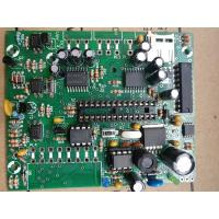 Pcb Prototype Assembly Services FR4 green solder mask 2oz Min width Min space 0.1MM Manufactures