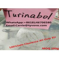 99% Pure Muscle Growth Steroids Powder Oral Turinabol T-bol For Running Athletes Manufactures