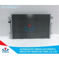 Custom 2008 TEANA Nissan Aluminum Auto Condenser With Efficient Cooling OEM 92100 - 9W200 Manufactures
