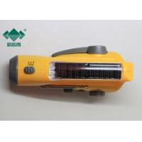 Top Rated Dynamo Radio Flashlight Hand Crank AM FM Radio for Mobile Phone Manufactures