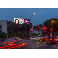 Shopping Mall Use P6 Outdoor Led Display For Advertisement 192*192mm Module Size Manufactures