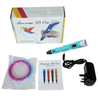 Custom made Multifunction 3D Printer Pen  , 3d draw pen as gift for kids Manufactures