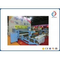 Buy cheap Automatic Fabric Sublimation Textile Calender Roller Heat Press Machine CE from wholesalers