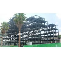 NZ And USA Standard Chinese Structural Steel Contracting For Structural Building And Metal Buildings Manufactures
