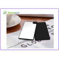 China Ultra-Slim Lipstick Power Bank Credit Card 1500mAh for Mobile Phone on sale