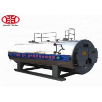 China Fire Tube Oil Gas Steam Industrial Boiler Prices for Textile / Chemical / Food and Brewery on sale