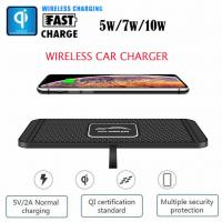 China Safety Automotive Wireless Charger For Toyota Highlander / Camry / Prado / LAND CRUISER / Corolla on sale