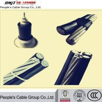 Buy cheap Low Voltage Duplex Triplex Quadruplex Aluminum Core ABC Cable from wholesalers