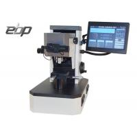 Touch Screen Vickers Hardness Testing Machine Head Move Type Close Loop Manufactures