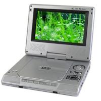 7Inch Portable DVD Player(CL-PDVD756) Manufactures