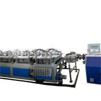 High speed Foam Plate Plastic Sheet Extruder Machine 1000 - 2050mm width Manufactures