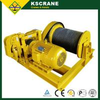 JM Model High Quality Wire Rope Electric Winch Manufactures