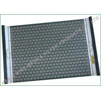 Buy cheap FLC500 Shale Shaker Screen, 1050 x 700mm Screen Size, Ultra Fine Cloth from wholesalers