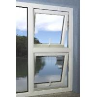 Low-E Glass 55 Series Aluminum Non-Thermal Break Awning Windows Manufactures