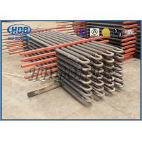 Heater Exchange Parts Carbon Steel Boiler Fin Tube With Painted Surface Treat Manufactures