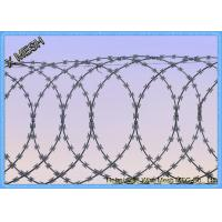 Quality Razorwire Flat Profile – A Useful Alternative To Concertina Razor Wire With Clips for sale