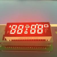 Buy cheap Super Red Custom LED Display Common Anode 4 Digit 7 Segment DIP Pin Type from wholesalers