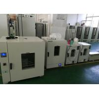 China 25L Hot Air Drying Oven , Industrial Small Laboratory Oven With Anti Hot Handle on sale