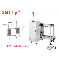 Customzied Magazine PCB Loader And Unloader , PCB Handling Equipment SMTfly-250LD Manufactures