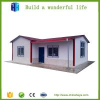 easy to assemble and disassemble prefab house precast home design Manufactures