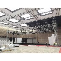 Customized 12M*30M Aluminum Lighting Truss For Go Competition , Event , Peformance Manufactures