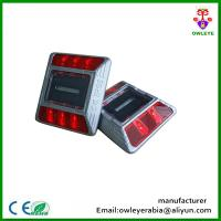 China Ni-MH long lifespan anti-press over 25 tons solar road marker on sale on sale