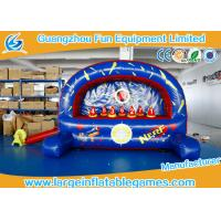Double Stitching Inflatable Nerf  Target , Inflatable Shootout Manufactures