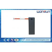 Quality OEM Photocell Parking Lot Barriers For Car Parking Management System for sale