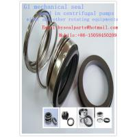 China G1 mechanical shaft seal mechanical seal for chemical pump on sale