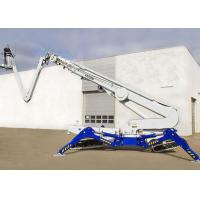 Electric Hydraulic Mobile Spider Boom Lift / Towable Aerial Lift Equipment Manufactures