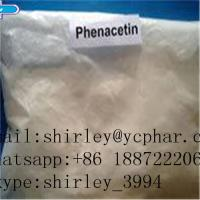 White Flash Scaly Crystalline Powder Phenacetin Pain Relieving And Fever - Reducing Drug Manufactures