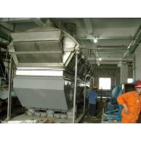 Soyabean Protein vibrating  Fluid Bed Dryer Mechanism Machine , Fluidized Spray Dryer Manufactures