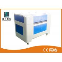 China Auto 6090 Co2 Laser Engraving Systems , 100W Desktop Laser Engraving Machine on sale