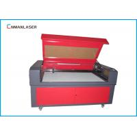 Glass Sealed CO2 Cnc Laser Engraving Machine  For Cardboard Wood Cutting Manufactures