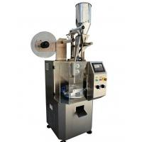 Buy cheap Full Automatic Pyramid Tea Bag Packing Machine with Outer Envelope from wholesalers