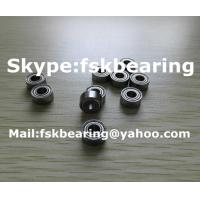 China Inched R24ZZ Miniature Ball Bearing Single Row Chrome Steel  / RHP on sale