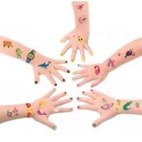 Waterproof Childrens Transfer Tattoos , Childrens Temporary Tattoos Easy Remove Manufactures