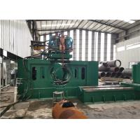 Induction Heating Hydraulic Pipe Bender , Hydraulic Tube Bending Machine Manufactures