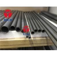 China Carbon Seamless Steel Tube Round Shape For Low Temperature Service Astm A334 on sale