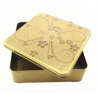 Metal Tin Box Tin Metal Lunch Box Handle Metal Soap Tin Box Square Tin Box Manufactures