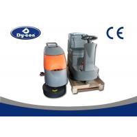 Dycon 90 Litre Solution Tank Big Valume Cleaner , Floor Scrubber Dryer Machines Manufactures