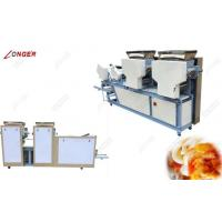 Buy cheap 8 Roller Chow Mein Noodle Making Machine Made In China from wholesalers
