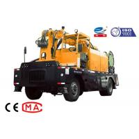 China Factory Wet Mix Shotcrete Machine Shotcrete Robot with Telescopic Spraying Arm Manufactures