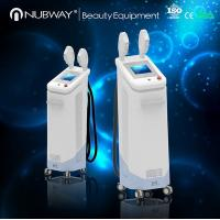 professional 1800W super hair removal IPl with big spot size of 50*16mm fast speed Manufactures